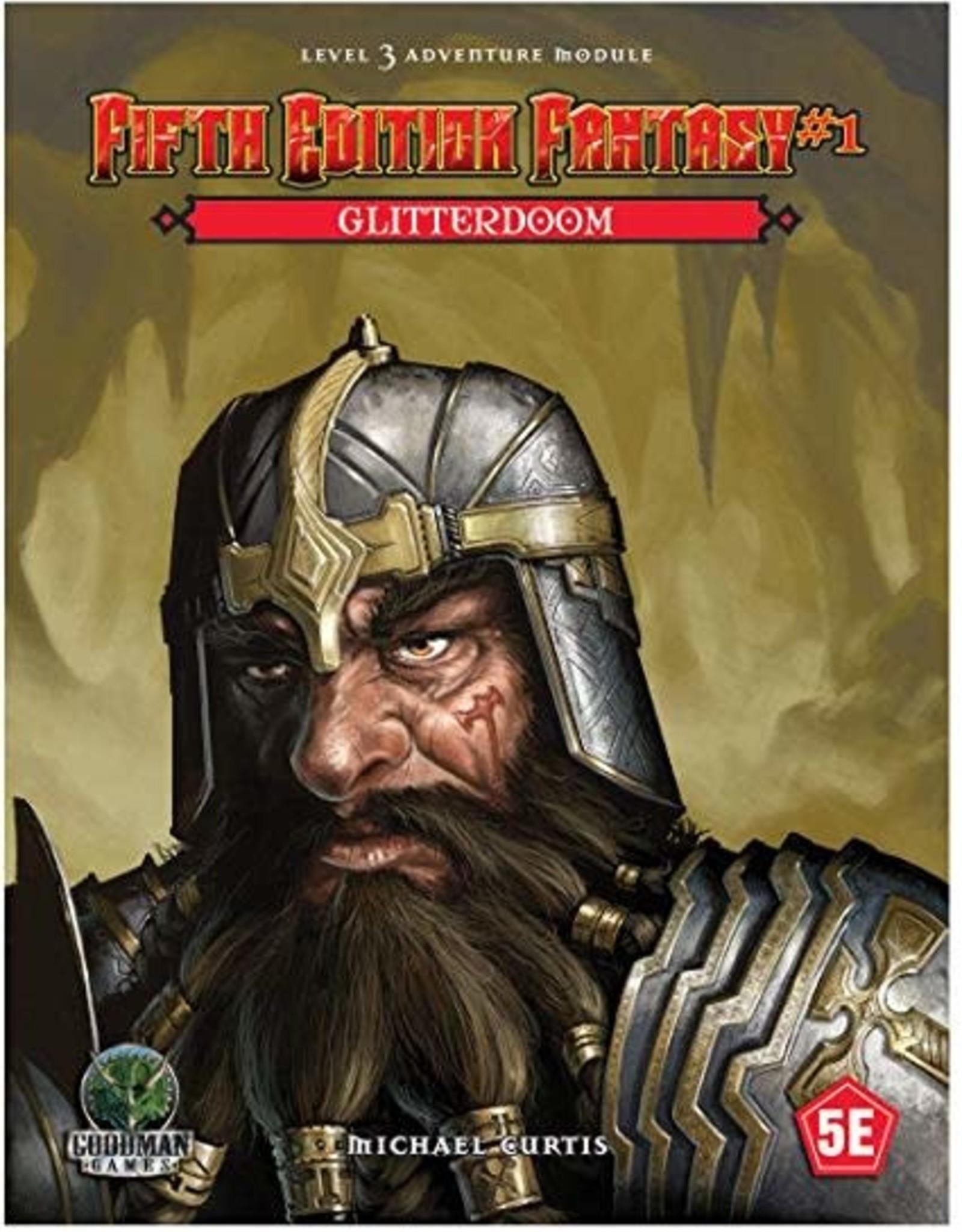 Goodman Games 5e Fantasy: #1 Glitterdoom
