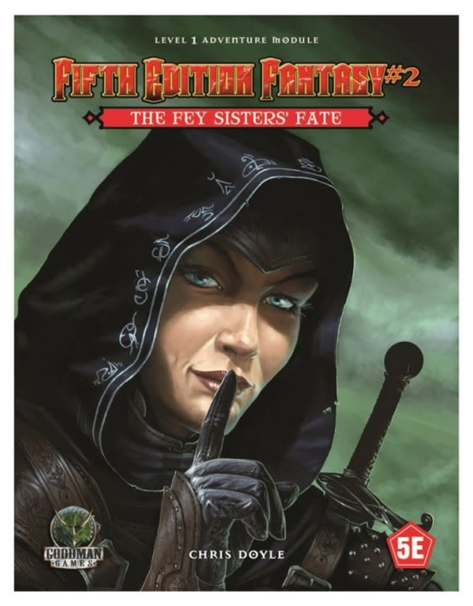 Goodman Games 5e Fantasy: #2 The Fey Sisters' Fate