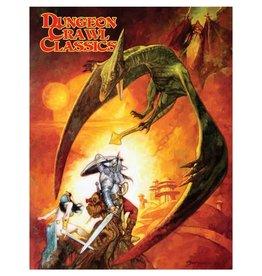 Goodman Games Dungeon Crawl Classics: Sanjulian Core Rule Book