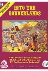 Goodman Games 5e Original Adventures: #1 Into the Borderlands
