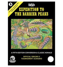 Goodman Games 5e Original Adventures: #3 Expedition to the Barrier Peaks