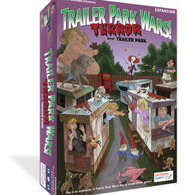 Gut Bustin Games Trailer Park Wars: Terror in the Trailer Park