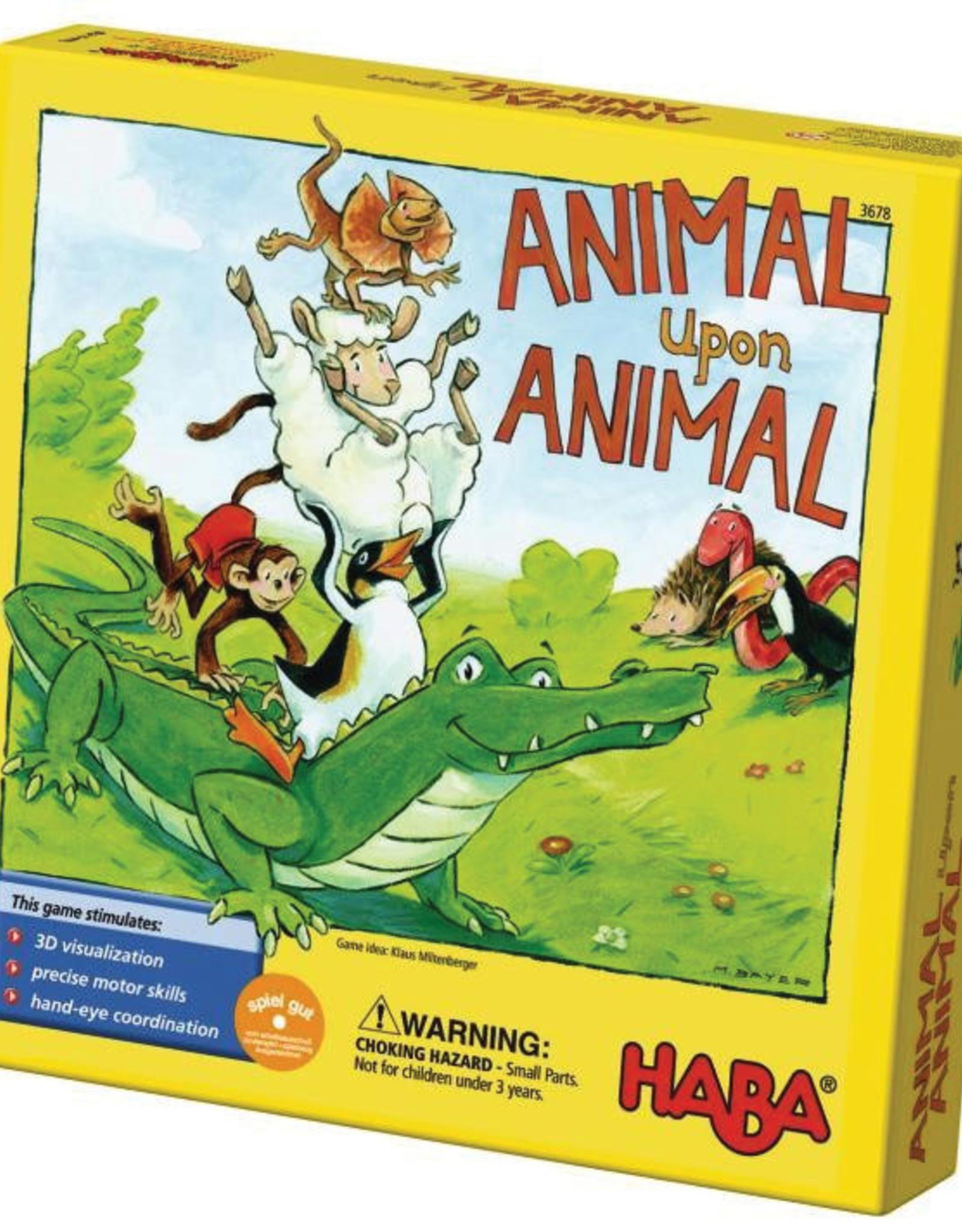 HABA Animal upon Animal
