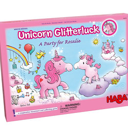HABA Unicorn Glitterluck: A Party for Rosalie