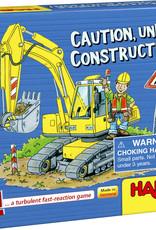 HABA Caution, Under construction!