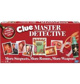 Hasbro Clue: Master Detective