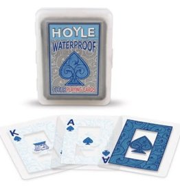 Hoyle Hoyle Clear Waterproof Playing Cards