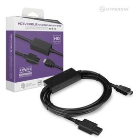 Hyperkin 3-in-1 HDTV Cable for Gamecube/N64/SNES