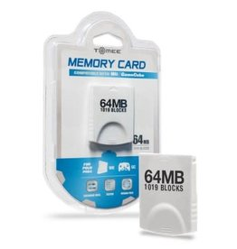 Hyperkin 64MB Memory Card For Wii® / GameCube®