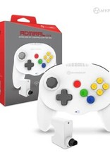Hyperkin Admiral Wireless N64/PC/MAC/Android Controller White