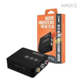 Armor 3 NuScope Converter Box for HD to AV