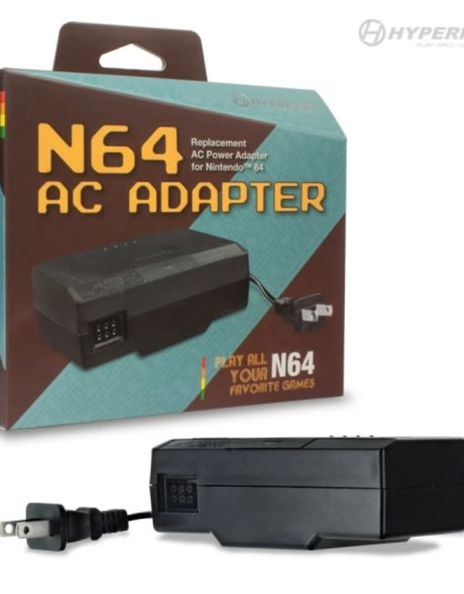 Hyperkin AC Adapter For N64®