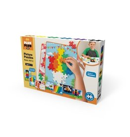 Plus-Plus Plus Plus BIG Picture Puzzles Basic