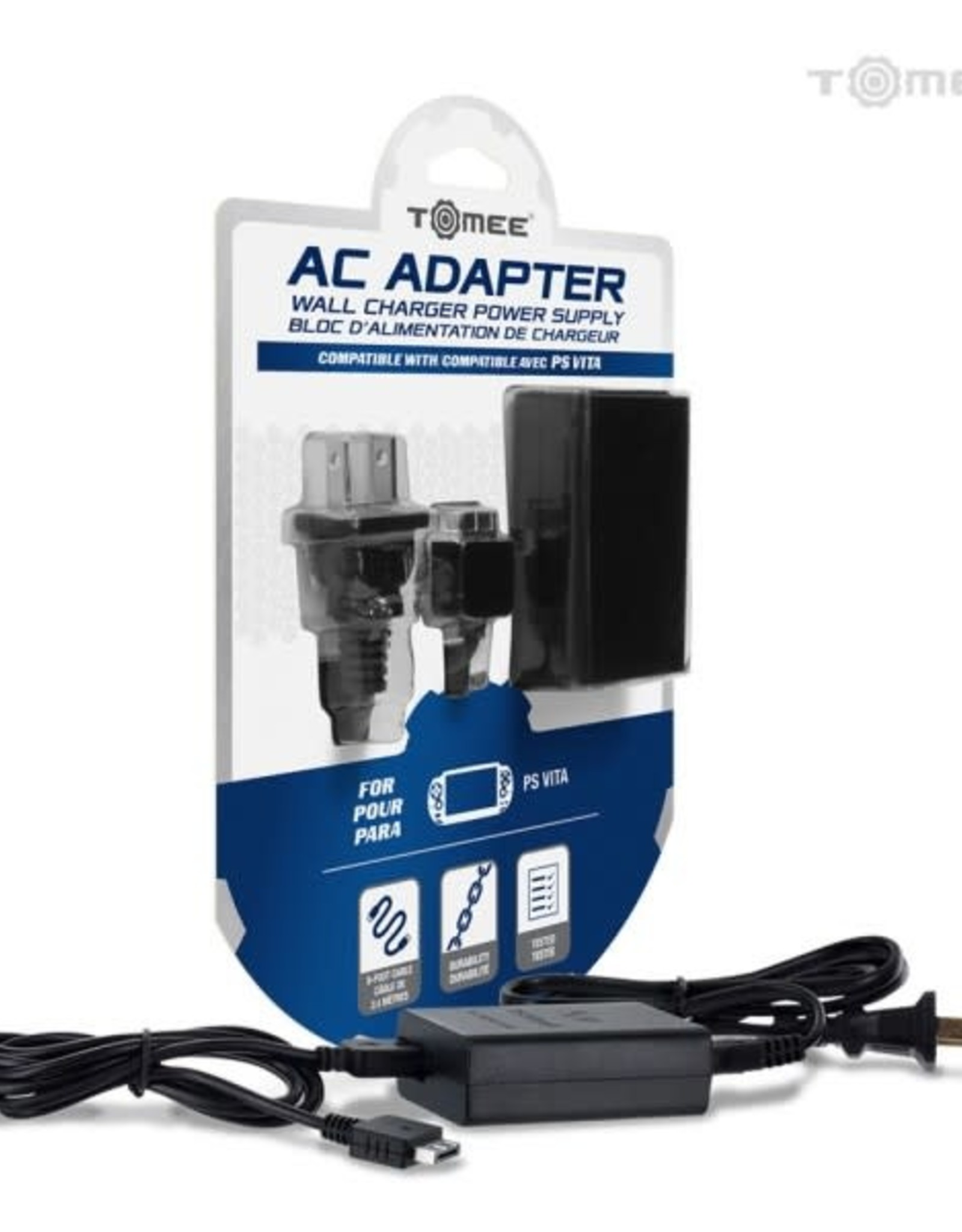 Tomee AC Adapter For PS Vita®