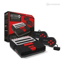 Hyperkin RetroN 2 Gaming Console for Super NES®/ NES® (Black)