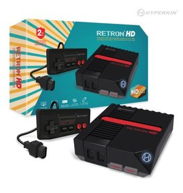 Hyperkin RetroN 1 HD Gaming Console for NES® (Black)