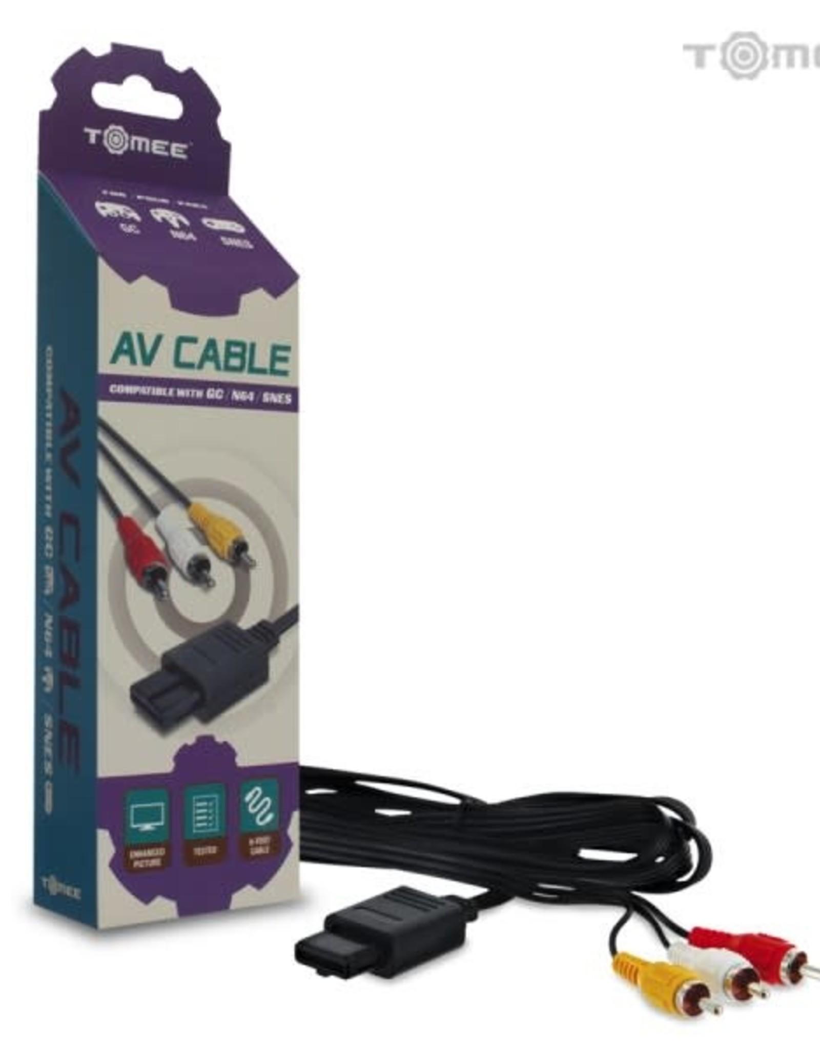 Tomee AV Cable for GameCube®/ N64®/ Super NES