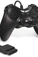 Armor 3 Armor 3 Wired Game Controller for Sony PS2 (Black)