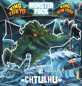 Iello King of Tokyo 2e: Cthulhu Monster Pack