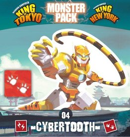 Iello King of Tokyo: Cybertooth
