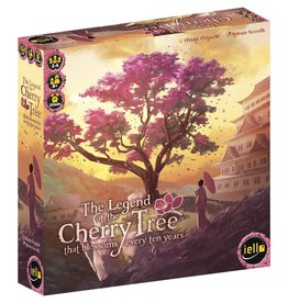 Iello The Legend of the Cherry Tree that Blossoms Every Ten Years