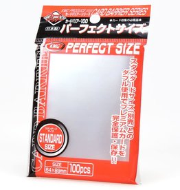 KMC KMC Perfect Fit 100ct Sleeve 64x89mm