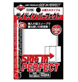 KMC KMC Perfect Fit Slide In 100ct Sleeve 64x89mm