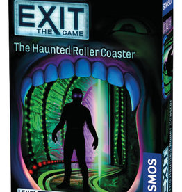 Thames & Kosmos Exit: The Haunted Rollercoaster
