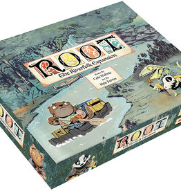 Leder Root: The Riverfolk Expansion