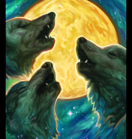 Legion 3 Wolf Moon 50ct Matte Sleeve