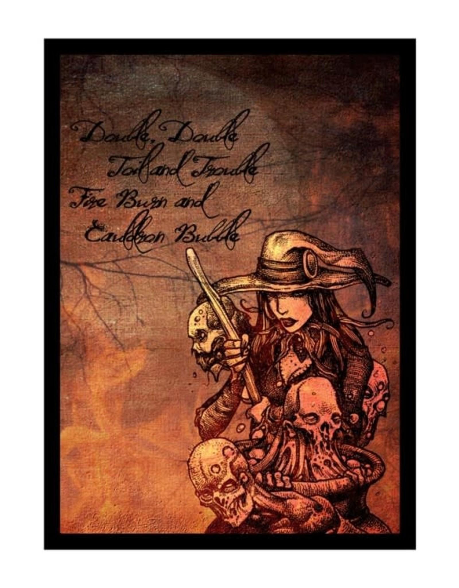Legion Cauldron 50ct Matte Sleeve