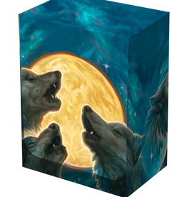 Legion Deck Box 3 Wolf Moon