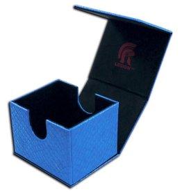 Legion Deck Box Elder Dragon Hoard : Blue