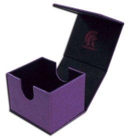 Legion Deck Box Elder Dragon Hoard Purple