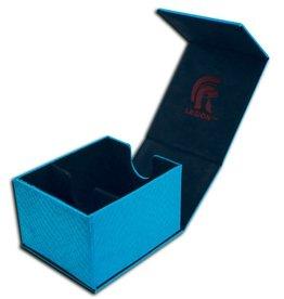 Legion Deck Box Elder Dragon Hoard Plus Blue