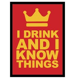 Legion I Drink and I Know Things 50ct Sleeve