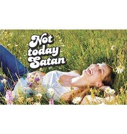 Legion Playmat: Not Today Satan