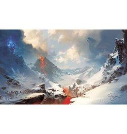 Legion Playmat: Velinov-Mountain