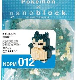Nanoblock Nanoblock - Snorlax