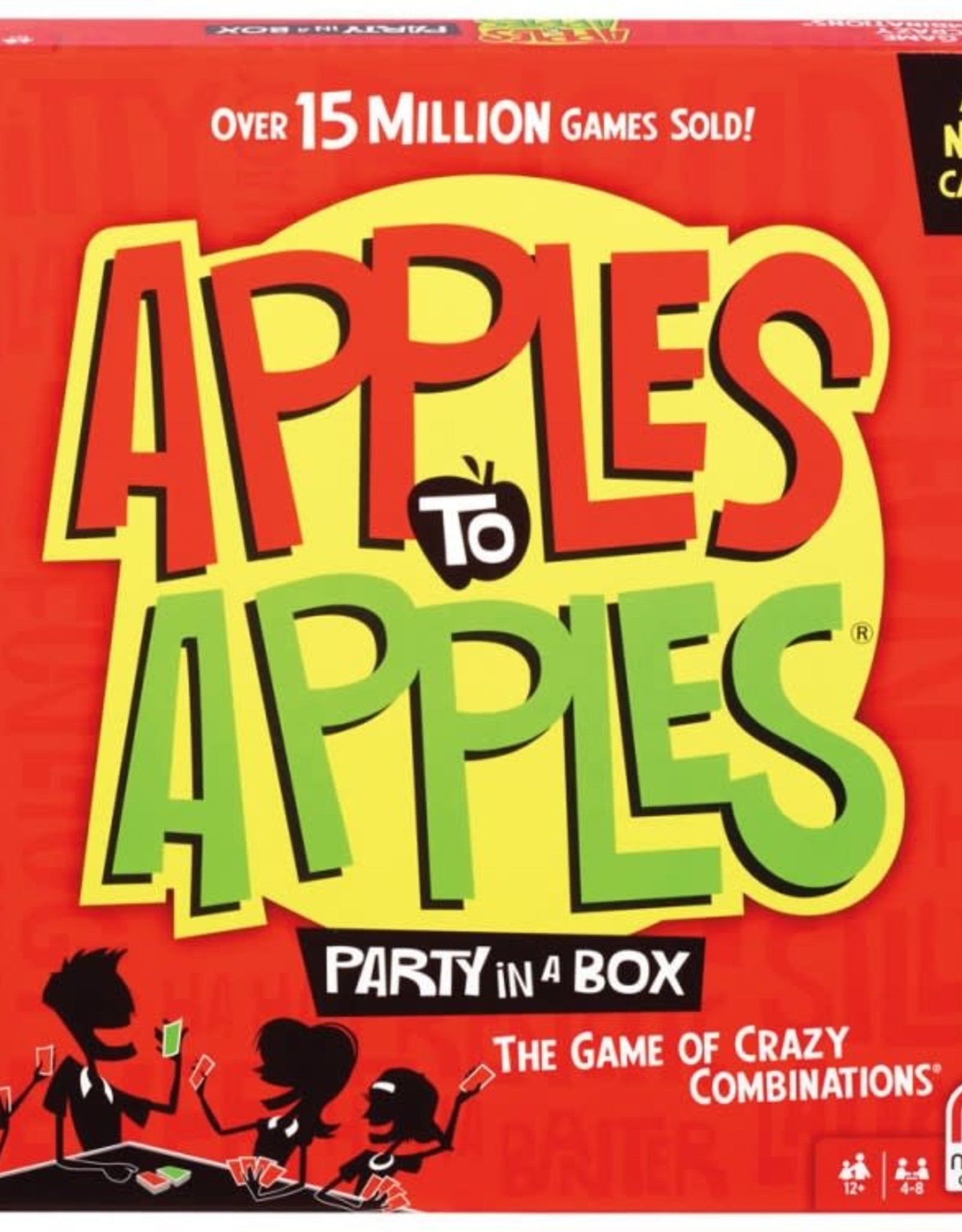 mattel Games Apples to Apples