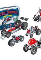 Schylling 5 Model Set - Steel Works