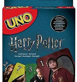 mattel Games UNO Harry Potter