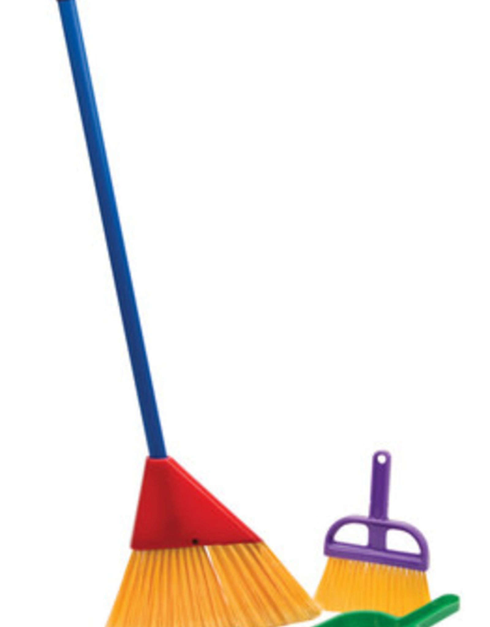 Schylling Childrens Broom Set