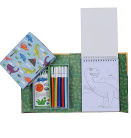 Schylling Dinosaur - Colouring Set