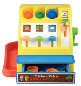 Fisher Price Fisher-Price Cash Register