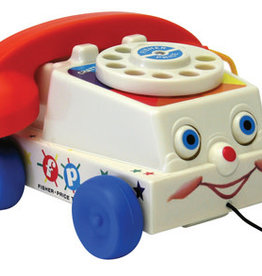 Fisher Price Fisher-Price Chatter Phone