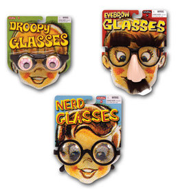 Schylling Funny Glasses Assortment