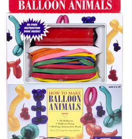 Schylling How to Make Balloon Animals Kit