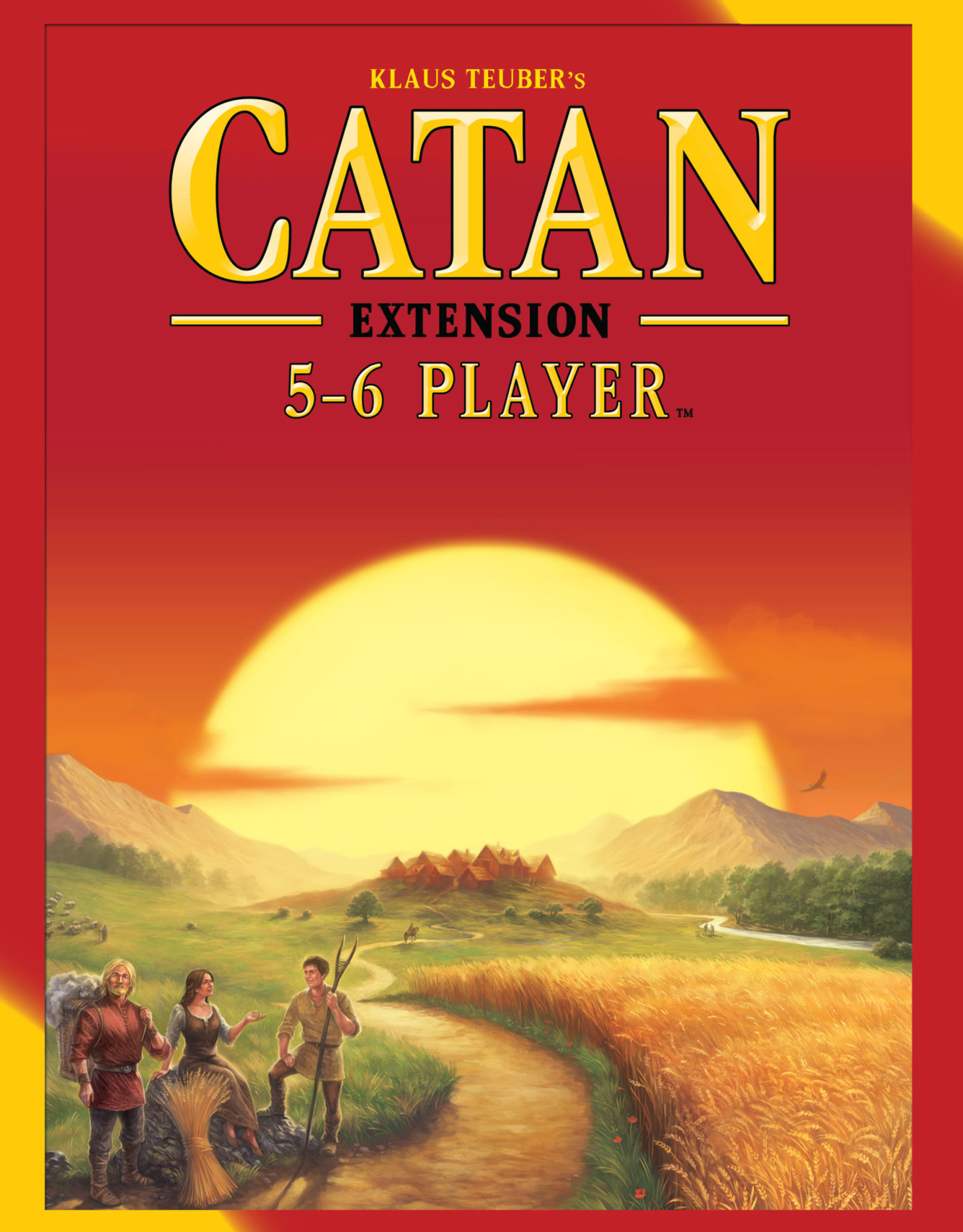 Catan Studio Catan: 5-6 Player Expansion