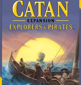 Catan Studio Catan: Explorers & Pirates